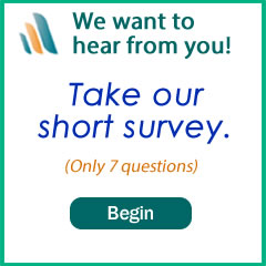 Take our short survey