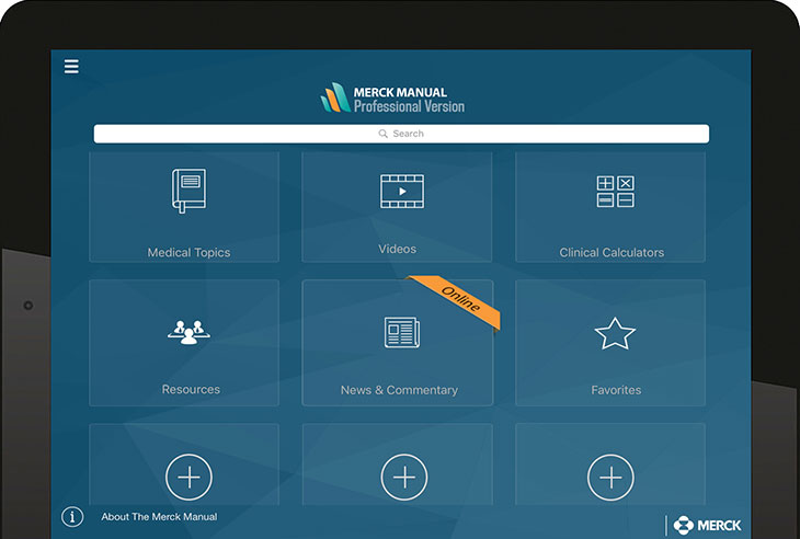 Merck Manuals Mobile App will Equip Today's Explorers—Announcement